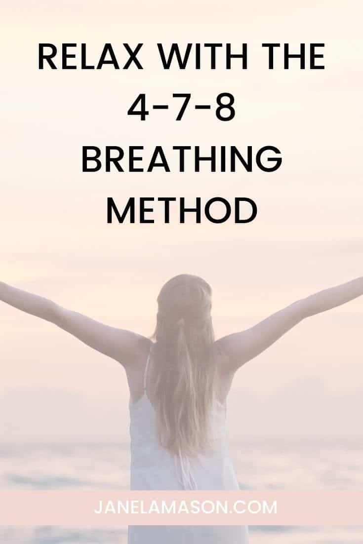 Relax with GABA and the 4-7-8 Breathing Method