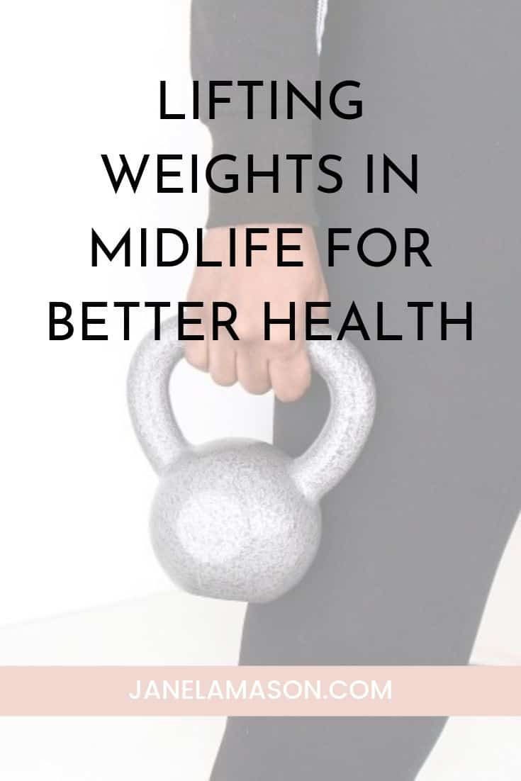 Lifting Weights In Midlife For Better Health