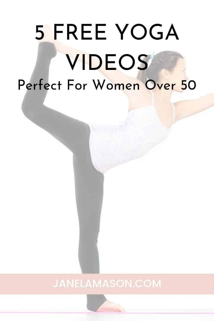 5 Free Yoga Videos for beginners