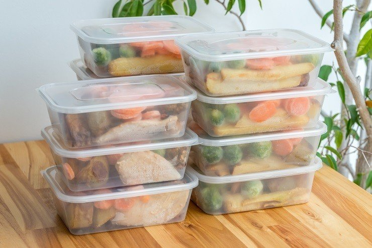 Simple ways to plan and prep meals