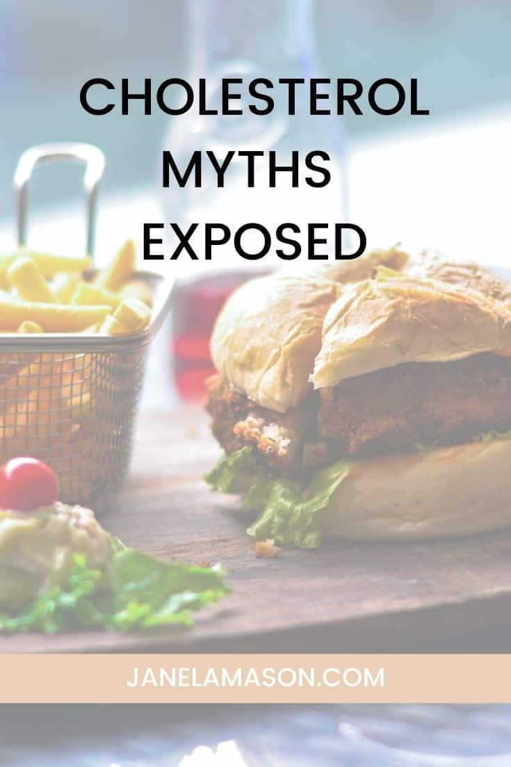 Cholesterol Myths Exposed