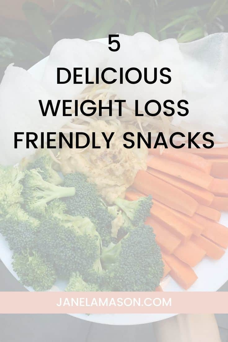 5 Weight Loss Friendly snacks (1)