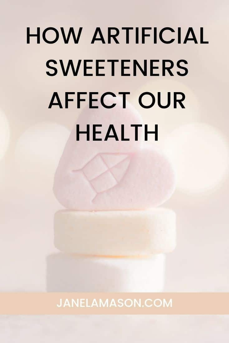 The Truth Behind Artificial Sweeteners And How They Affect Our Health