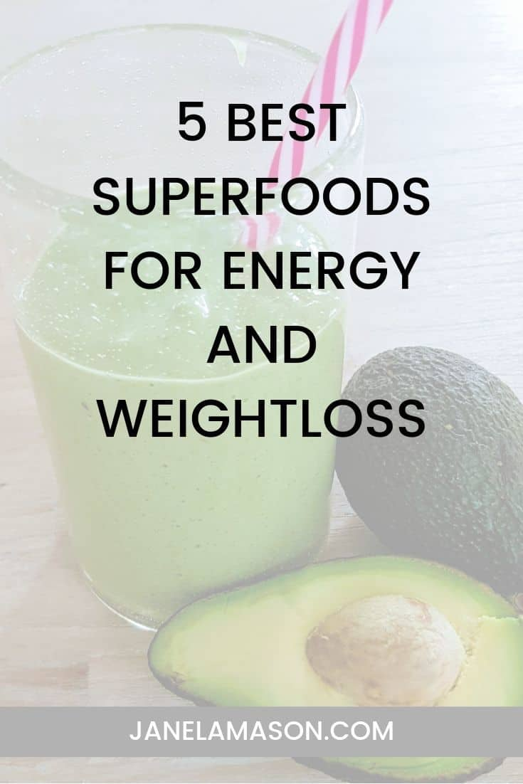 5 Best Superfoods For Energy And Weightloss