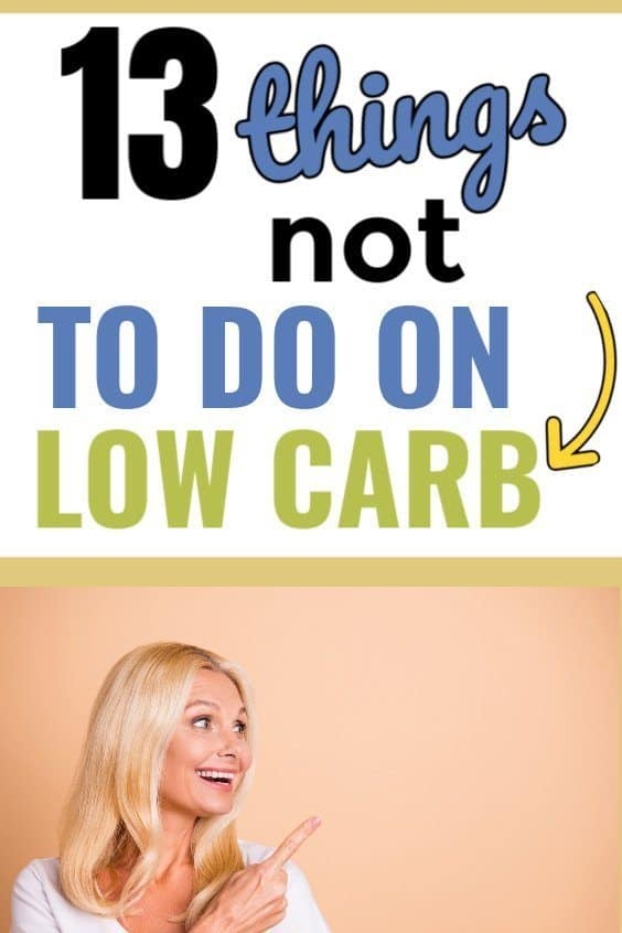13 Reasons you struggle to lose weight on low carb