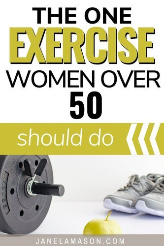 one exercise women over 50 should do