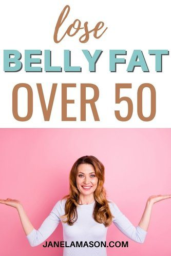 How To Lose Belly Fat Over 50