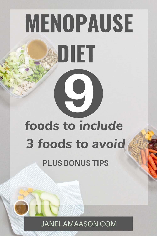 9 Guilt-Free Foods For Improved Menopause Symptomsv