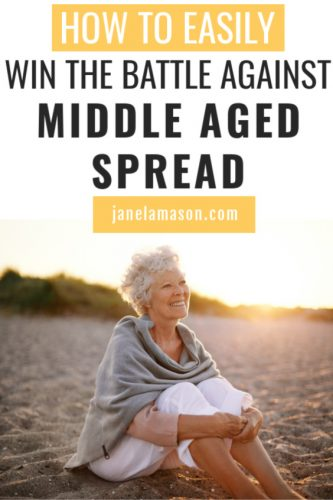easily beat middle aged spread