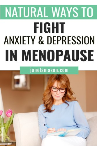 Anxiety during menoapuse