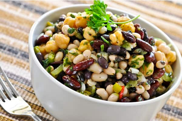 a bowl of legumes
