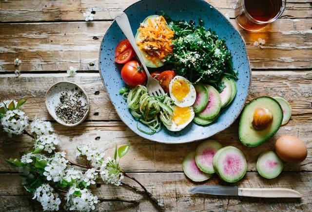 whole foods to help balance my hormones